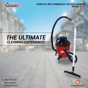Commercial-Vacuum Cleaner-Dry-only